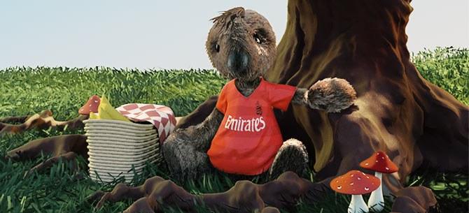 <strong>Simba Toys & Emirates</strong> Querk
