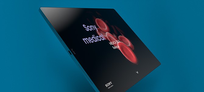 <strong>Sony</strong> Medical App