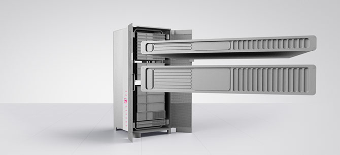 <strong>T-Systems</strong> Managed Racks